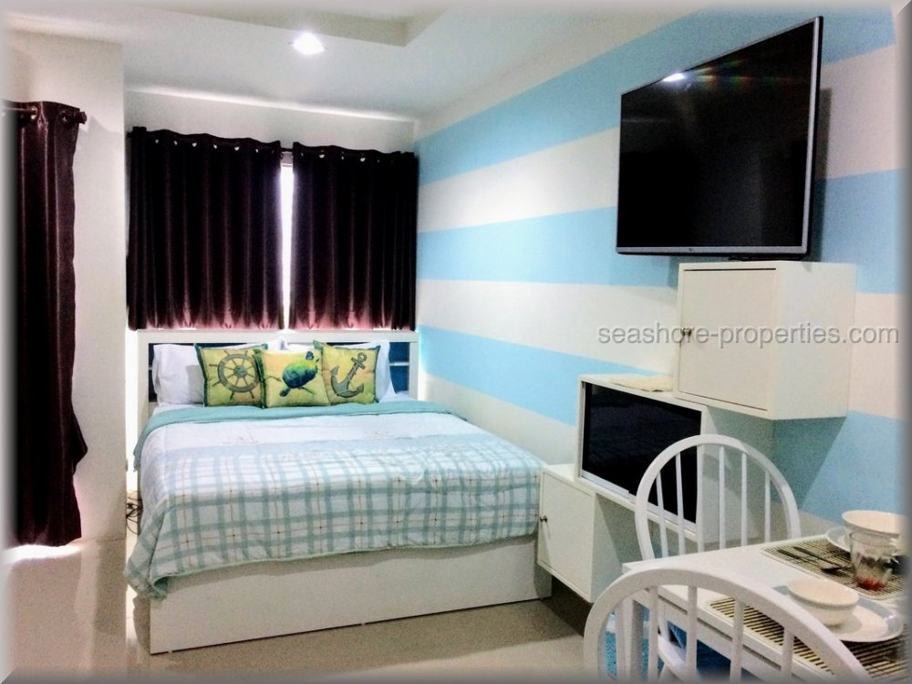beach 7 condo  to rent in Jomtien Pattaya