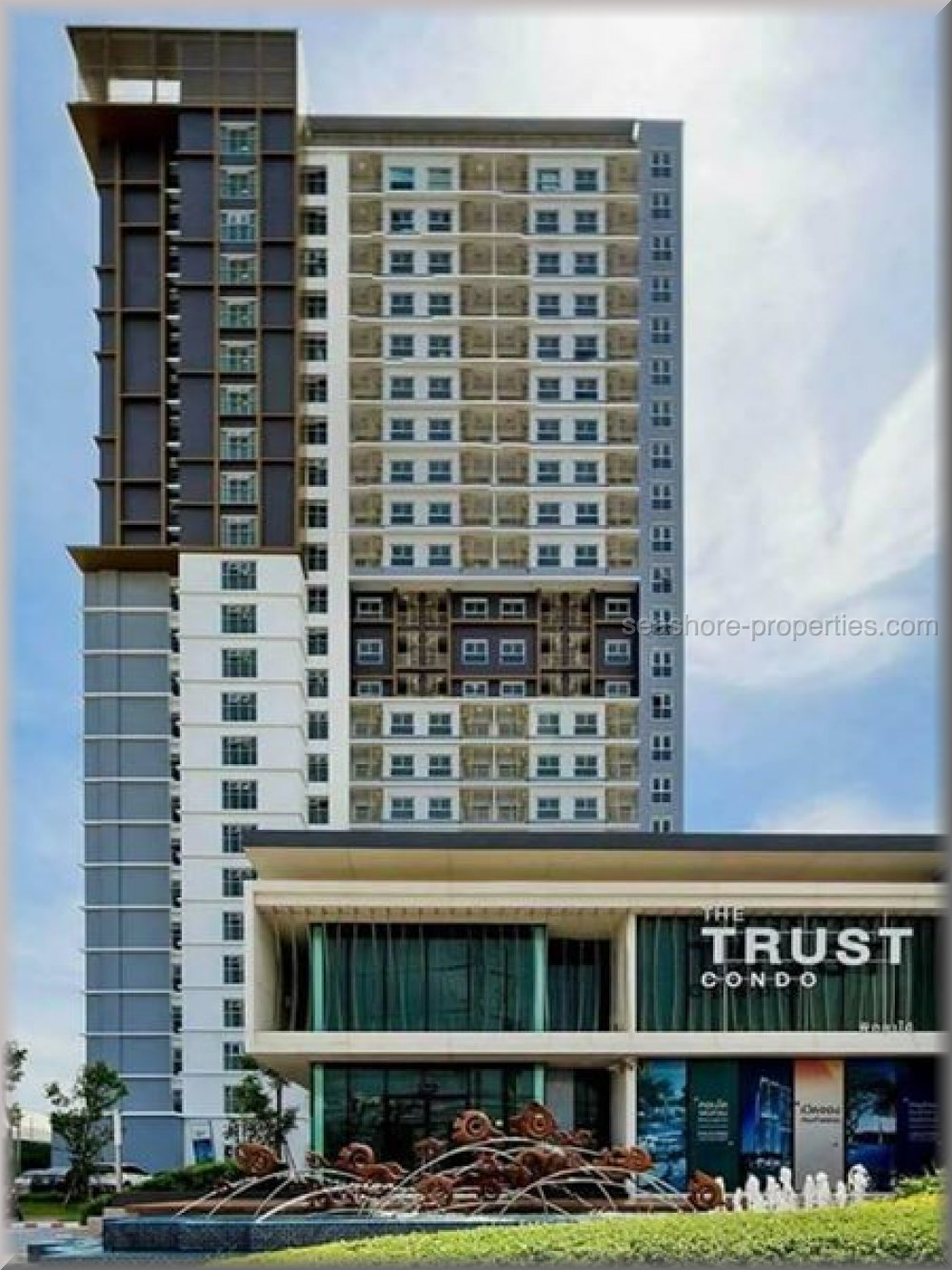 the trust south pattaya  Condominiums to rent in South Pattaya Pattaya
