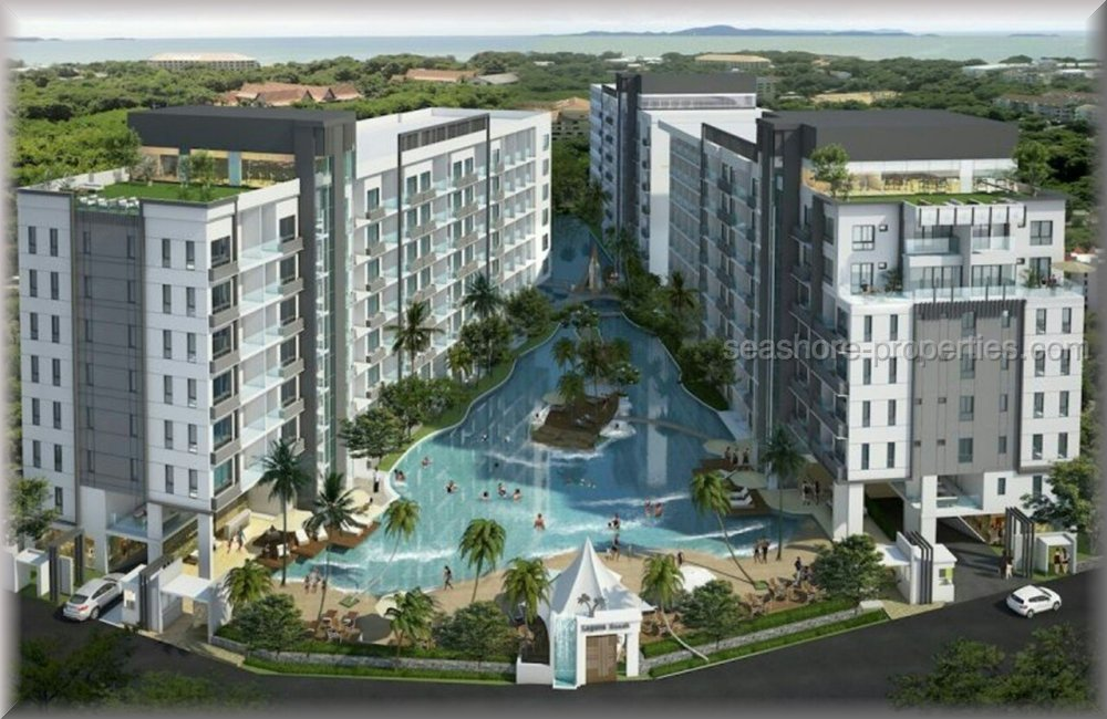 laguna beach 1  Condominiums for sale in Jomtien Pattaya