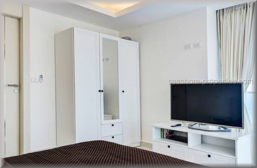 pic-7-Seashore Properties (Thailand) Co. Ltd. cozy beach view condo   for sale in Pratumnak Pattaya
