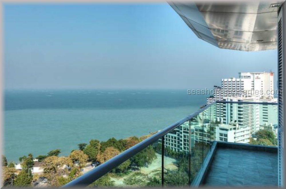 pic-9-Seashore Properties (Thailand) Co. Ltd. cozy beach view condo   for sale in Pratumnak Pattaya
