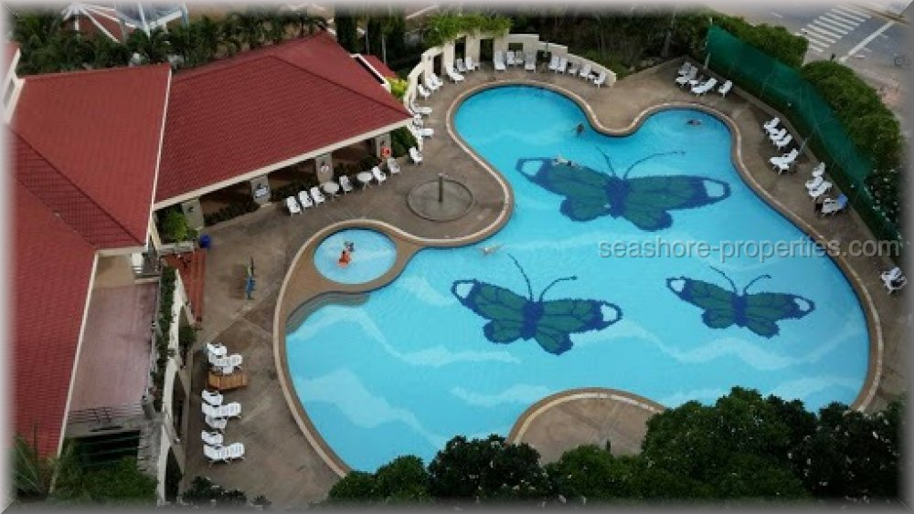 jomtien beach condo a3  for sale in Jomtien Pattaya