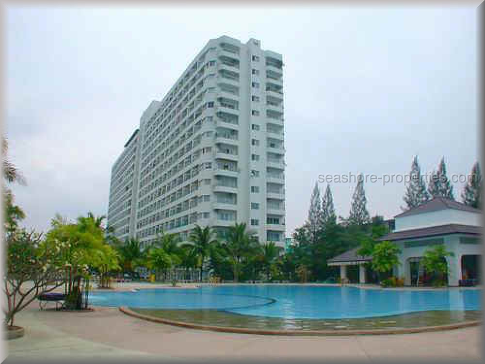 view talay condo 1 b    to rent in Jomtien Pattaya