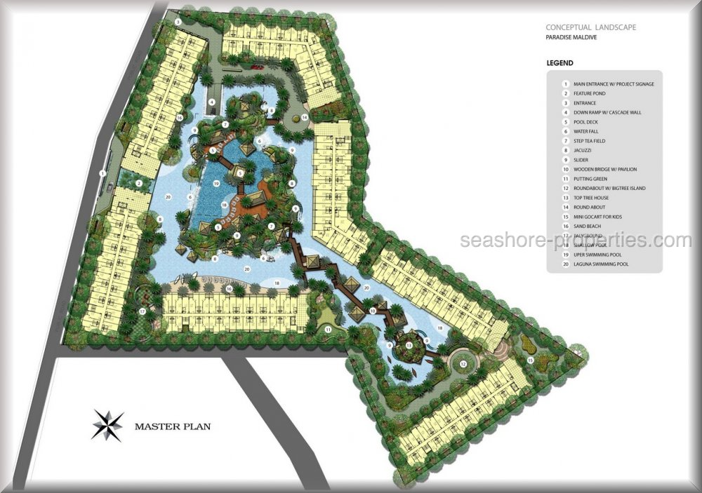 pic-6-Seashore Properties (Thailand) Co. Ltd. The Maldives Condominiums for sale in South Pattaya Pattaya