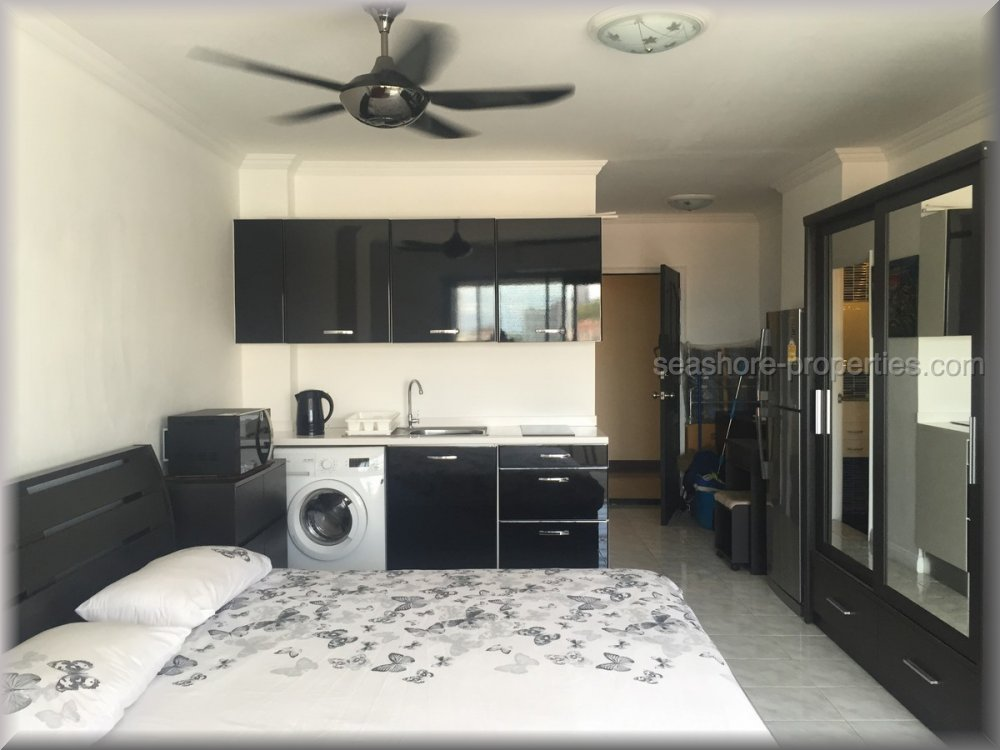 Seashore Properties (Thailand) Co. Ltd. view talay condo 1 b   for sale in Jomtien Pattaya