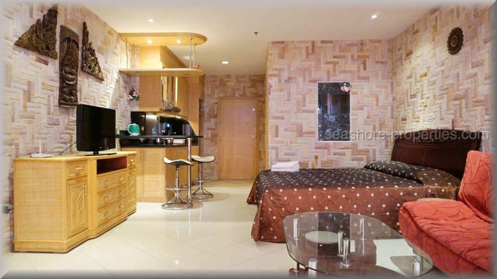 pic-6-Seashore Properties (Thailand) Co. Ltd. view talay condo 5d   to rent in Jomtien Pattaya