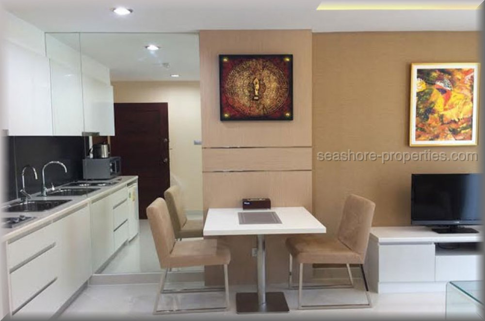 paradise park condominium    to rent in Jomtien Pattaya