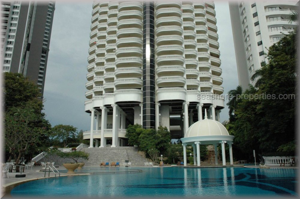 ef89d4b0c2d sky beach condominium ( beach front) to rent in Wong Amat Pattaya 1 ...