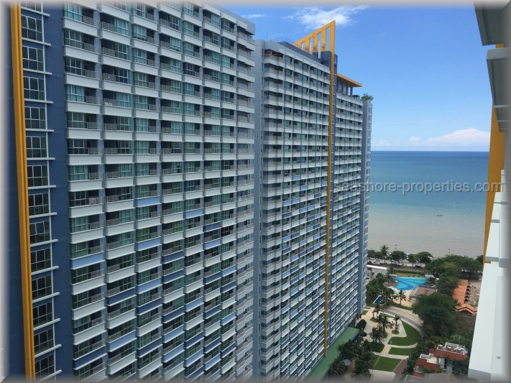 Lumpini Park Beach Jomtien To Rent In Jomtien Pattaya 1 Bedroom 1 Bathroom 28sqm