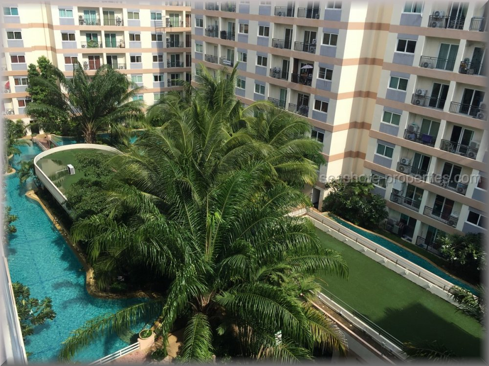 park lane jomtien resort Condominiums att hyra i Jomtien Pattaya