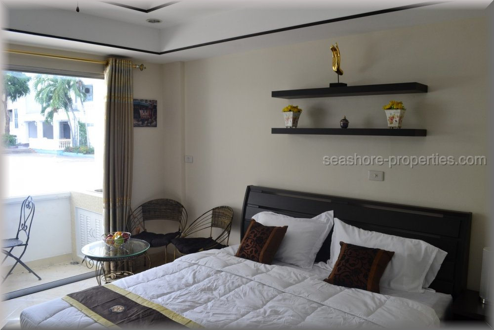 Majestic Jomtien Condo to rent in Jomtien