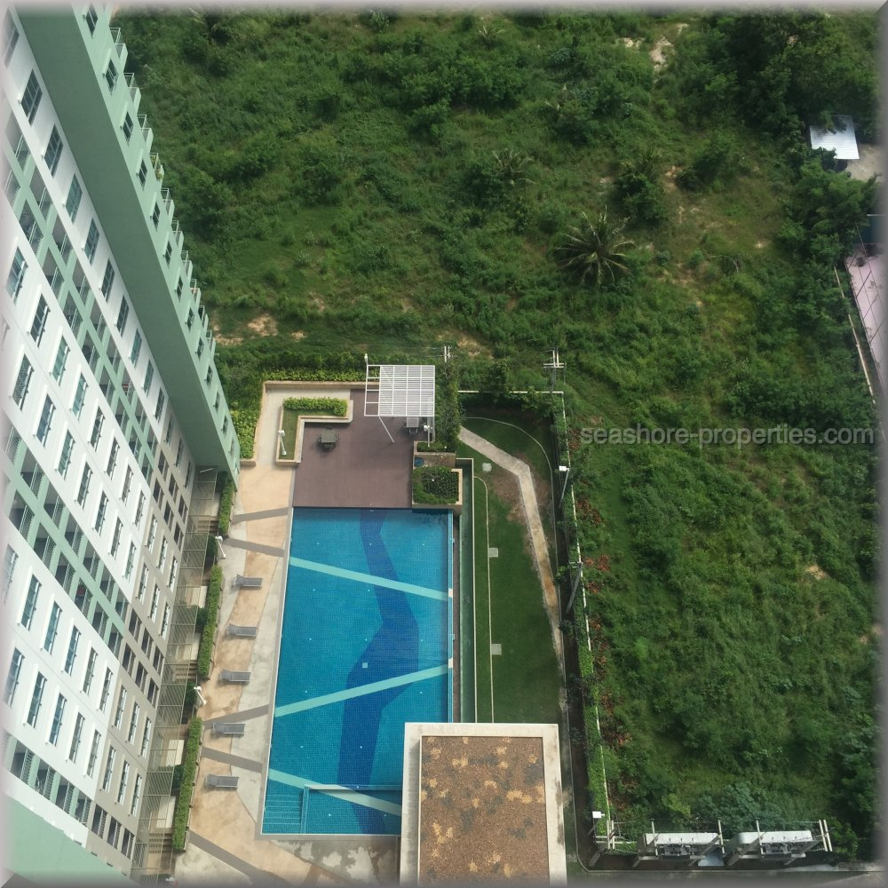 lumpini condominium naklua - wong amat  to rent in Wong Amat Pattaya