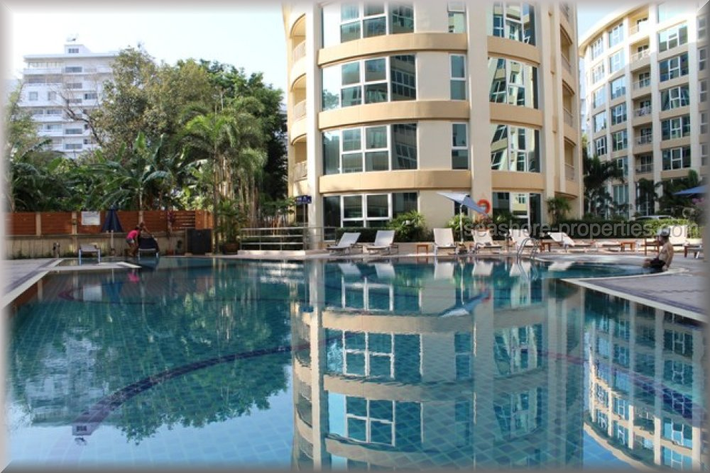 Seashore Properties (Thailand) Co. Ltd. City Garden Pattaya Condominiums for sale in South Pattaya Pattaya