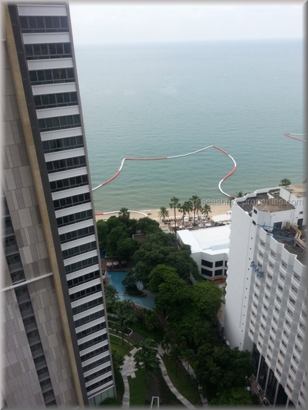Seashore Properties (Thailand) Co. Ltd. Northpoint Condominium   to rent in Wong Amat Pattaya