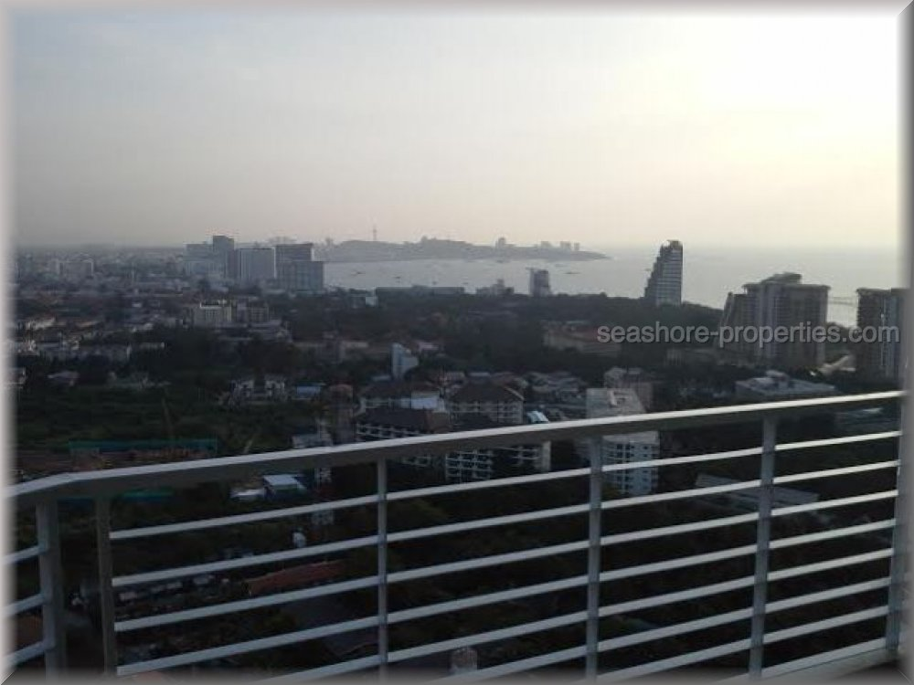 nice condo wong amat beach    to rent in Wong Amat Pattaya