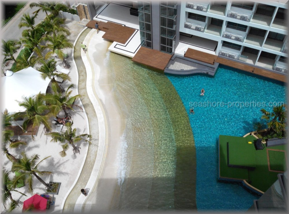 Laguna Beach Resort 1  Condominiums for sale in Jomtien Pattaya