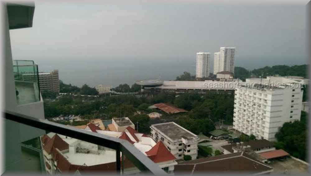The Cliff Condominium  for sale in Pratumnak Pattaya