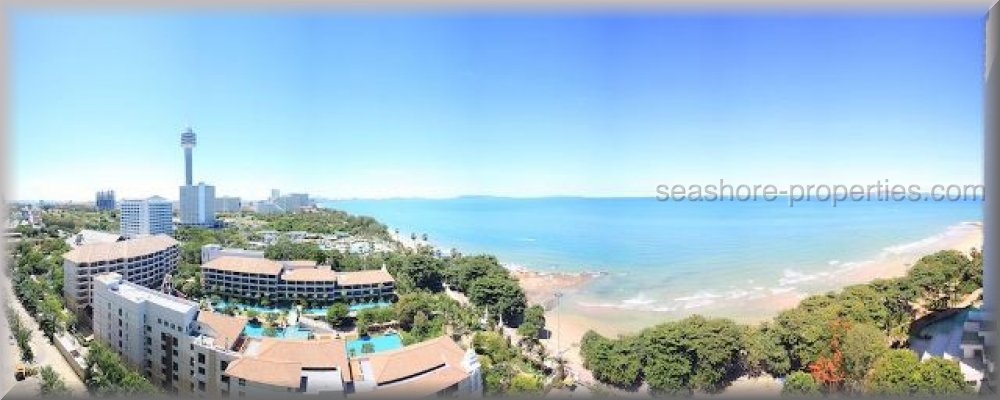 view talay 3 Condominiums to rent in Pratumnak Pattaya
