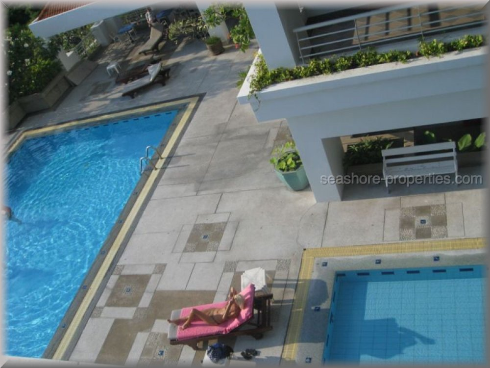pic-11-Seashore Properties (Thailand) Co. Ltd. Pattaya Hill Resort 公寓 出售 在 Pratumnak 芭堤雅