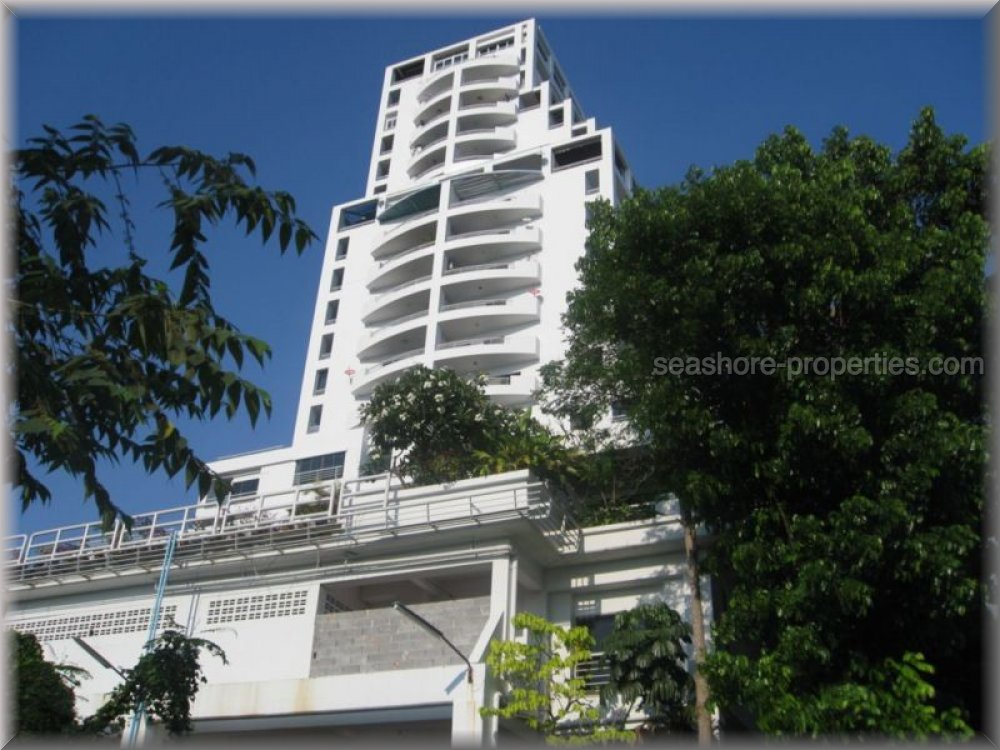 pic-12-Seashore Properties (Thailand) Co. Ltd. Pattaya Hill Resort 公寓 出售 在 Pratumnak 芭堤雅