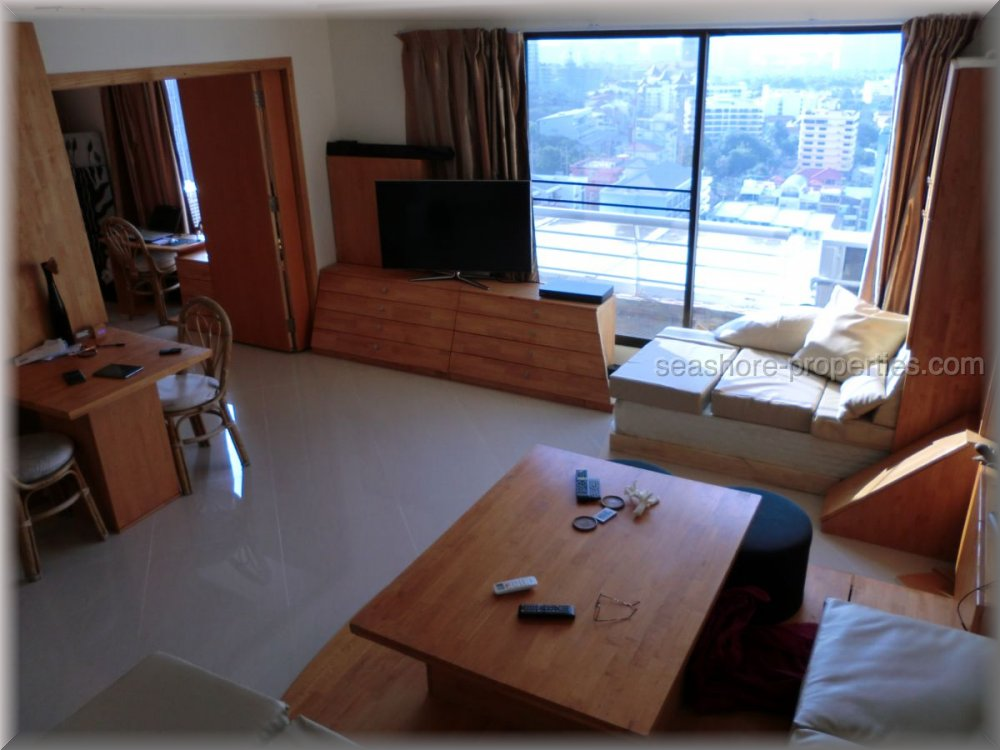 pic-5-Seashore Properties (Thailand) Co. Ltd. Pattaya Hill Resort Condominiums for sale in Pratumnak Pattaya