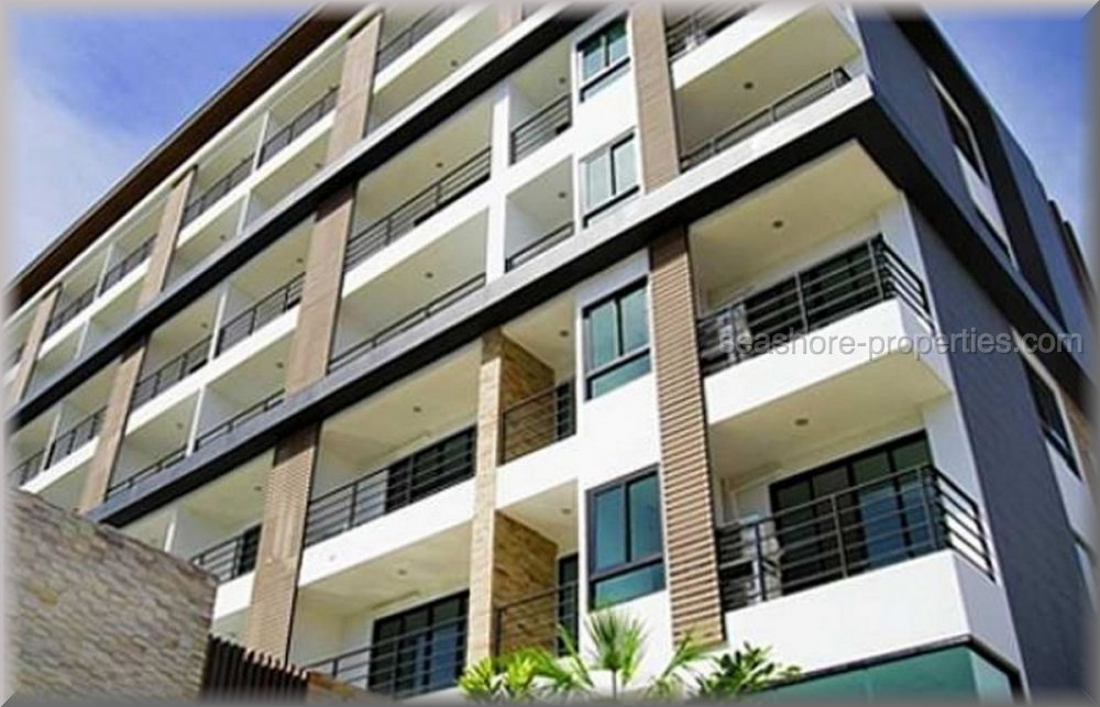 de blue sky condominium for sale in South Pattaya Pattaya