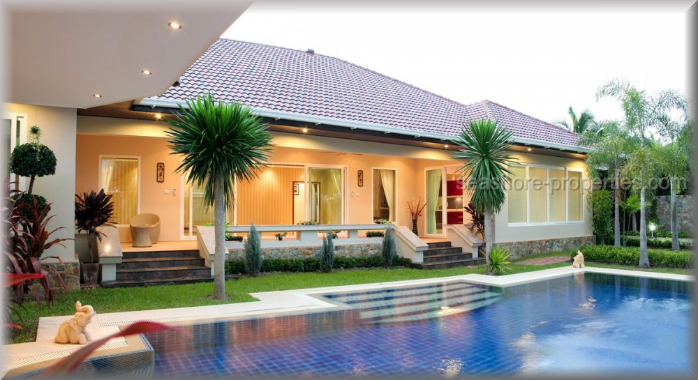 pattaya house house for sale in Ban Amphur