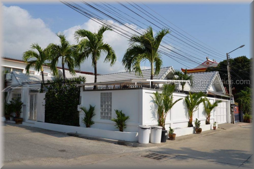 pattaya house hus till salu rent South Pattaya