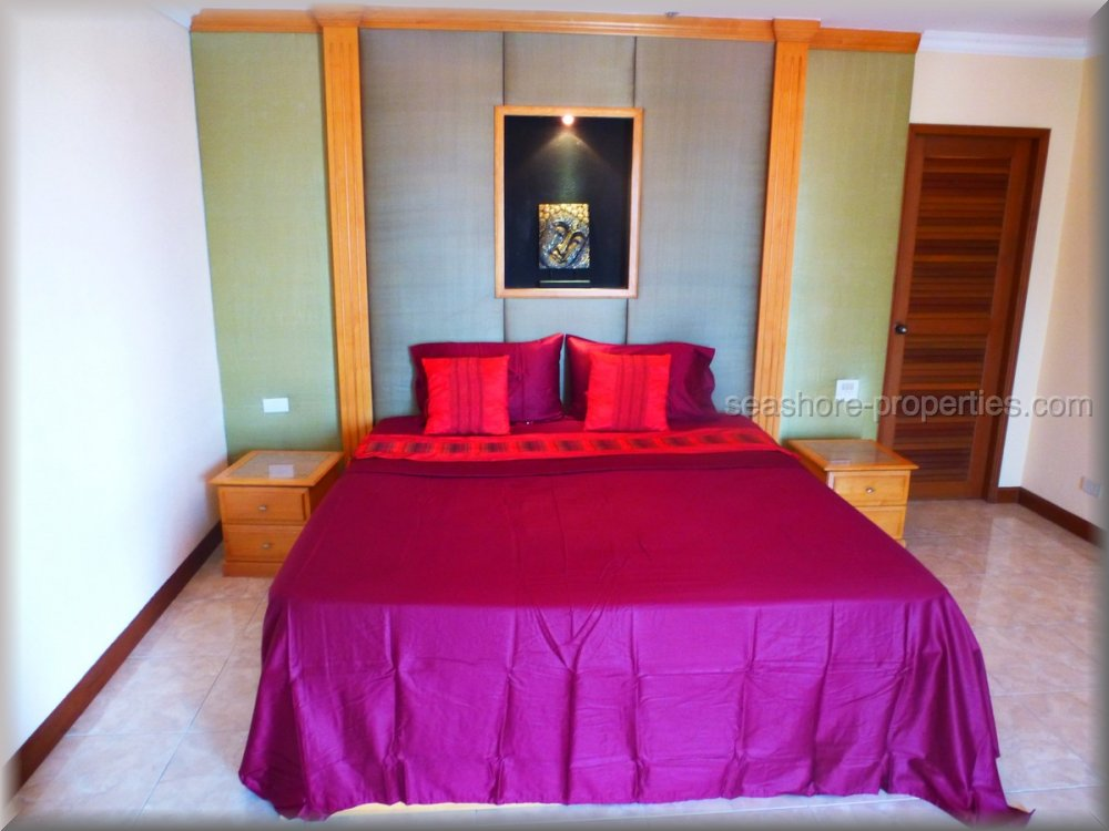 view talay condo 2 a    to rent in Jomtien Pattaya