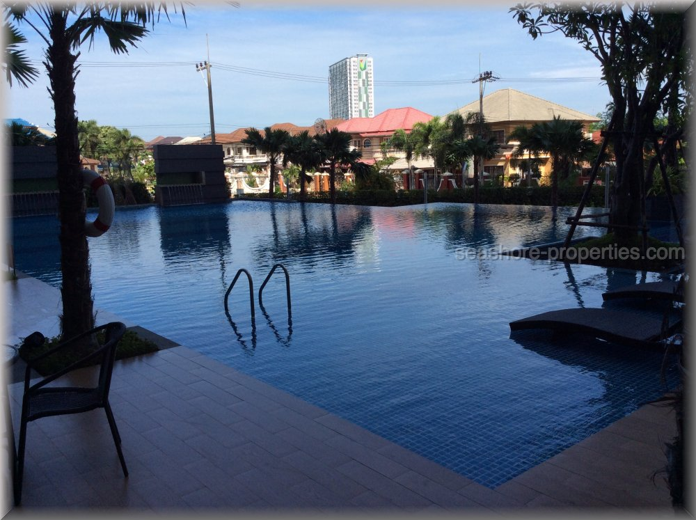 s-fifty condo to rent in South Pattaya Pattaya