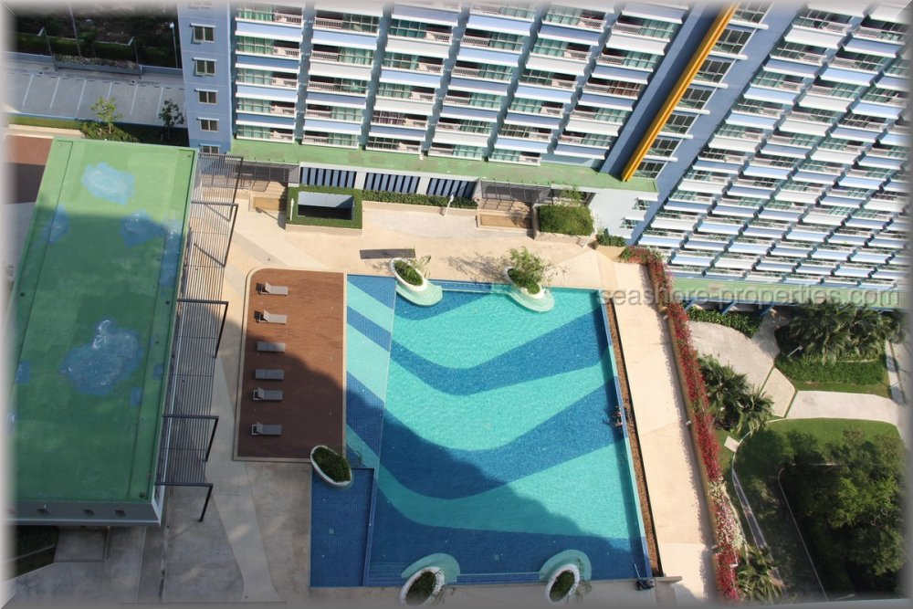 Lumpini Jomtien  Condominiums to rent in Jomtien Pattaya