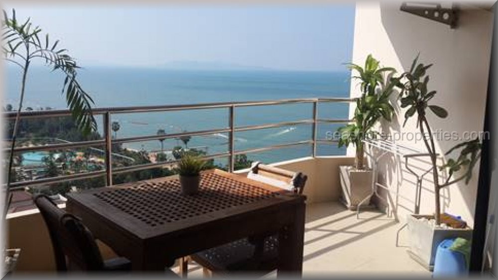 view talay condo 3 a  to rent in Pratumnak Pattaya