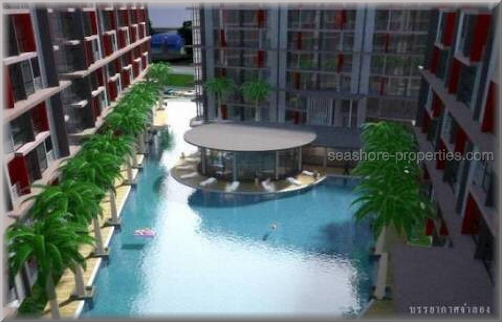 cc chock chai condo  to rent in East Pattaya Pattaya