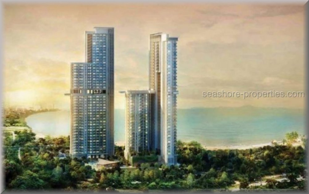 riveria wongamat beach  Condominiums for sale in Wong Amat Pattaya