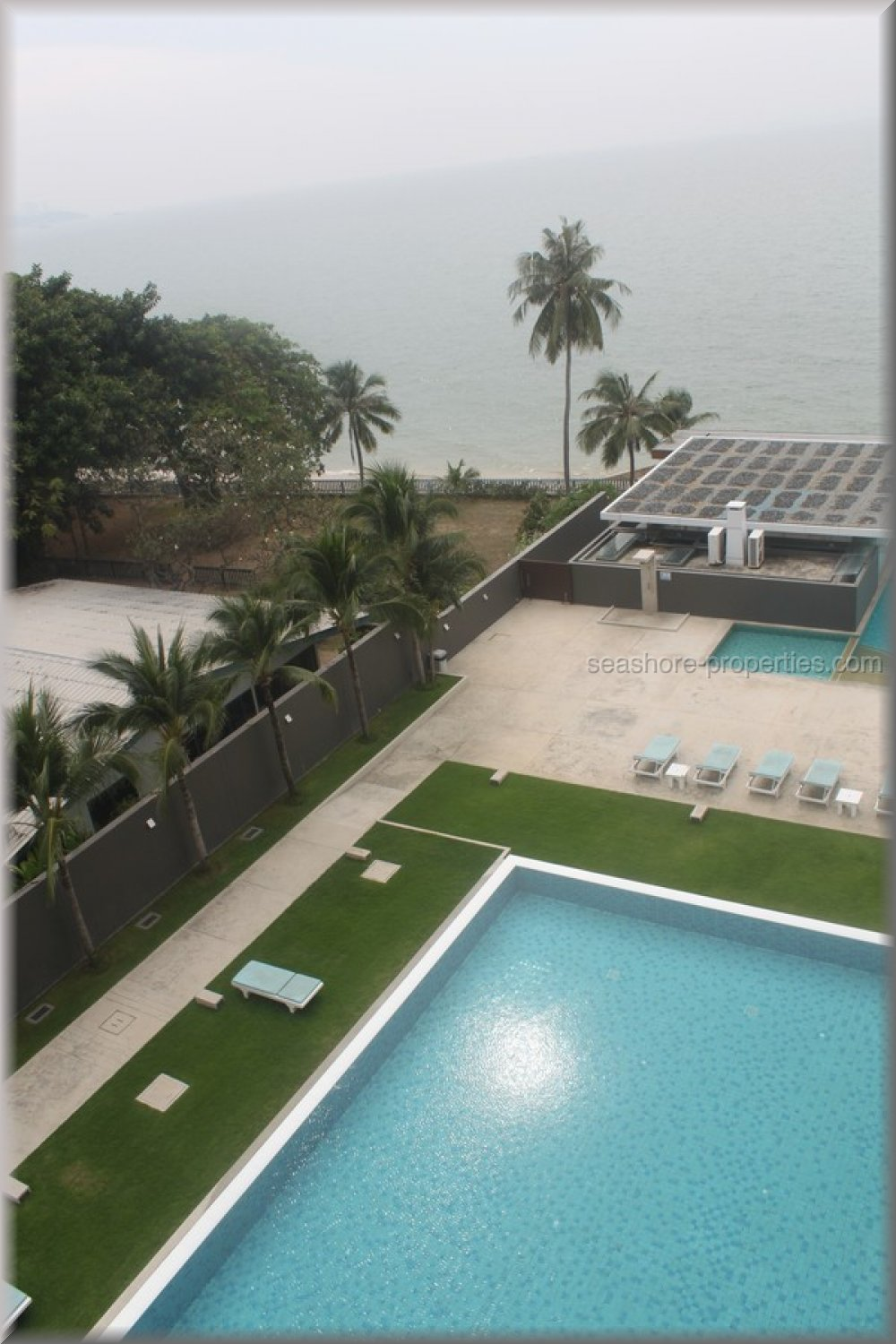 ananya  beachfront  condominium  for sale in Wong Amat Pattaya