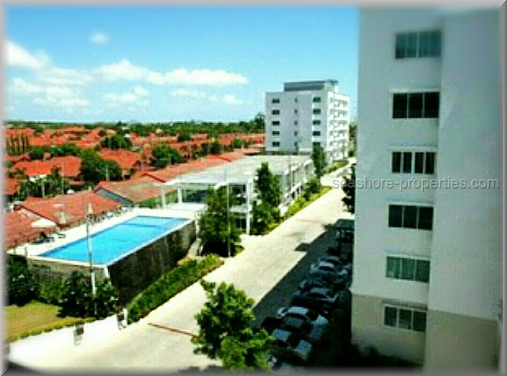 the mountain condo  for sale in East Pattaya Pattaya
