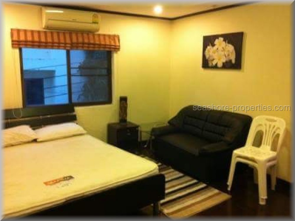 pattaya house house for rent in Pratumnak
