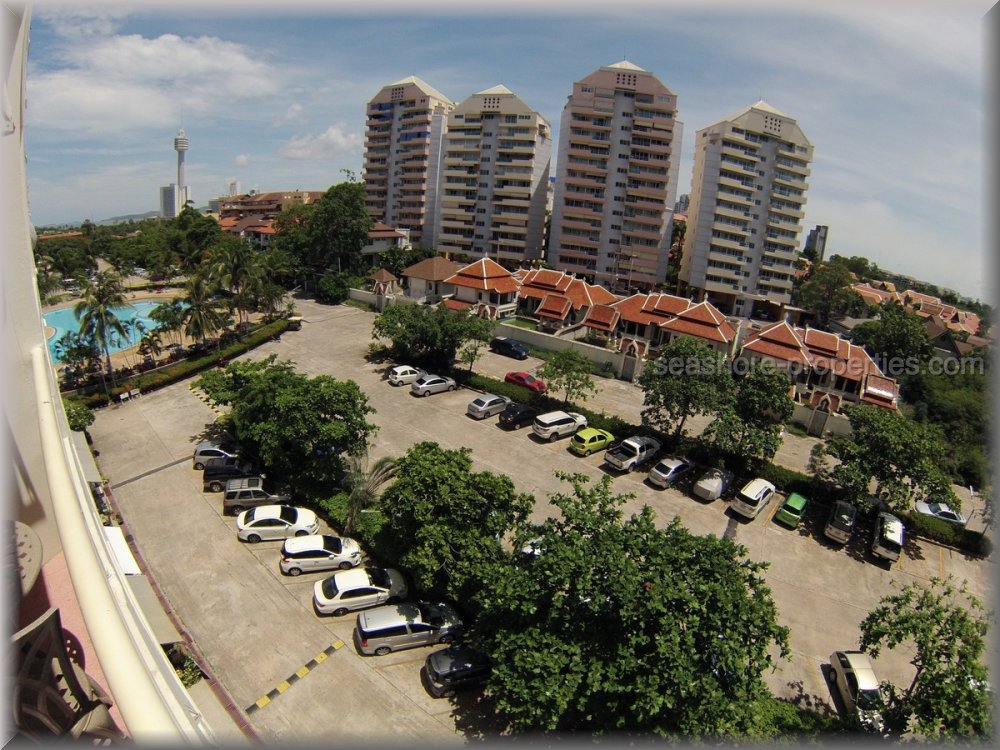 View Talay Condo Pattaya Side  to rent in Jomtien Pattaya