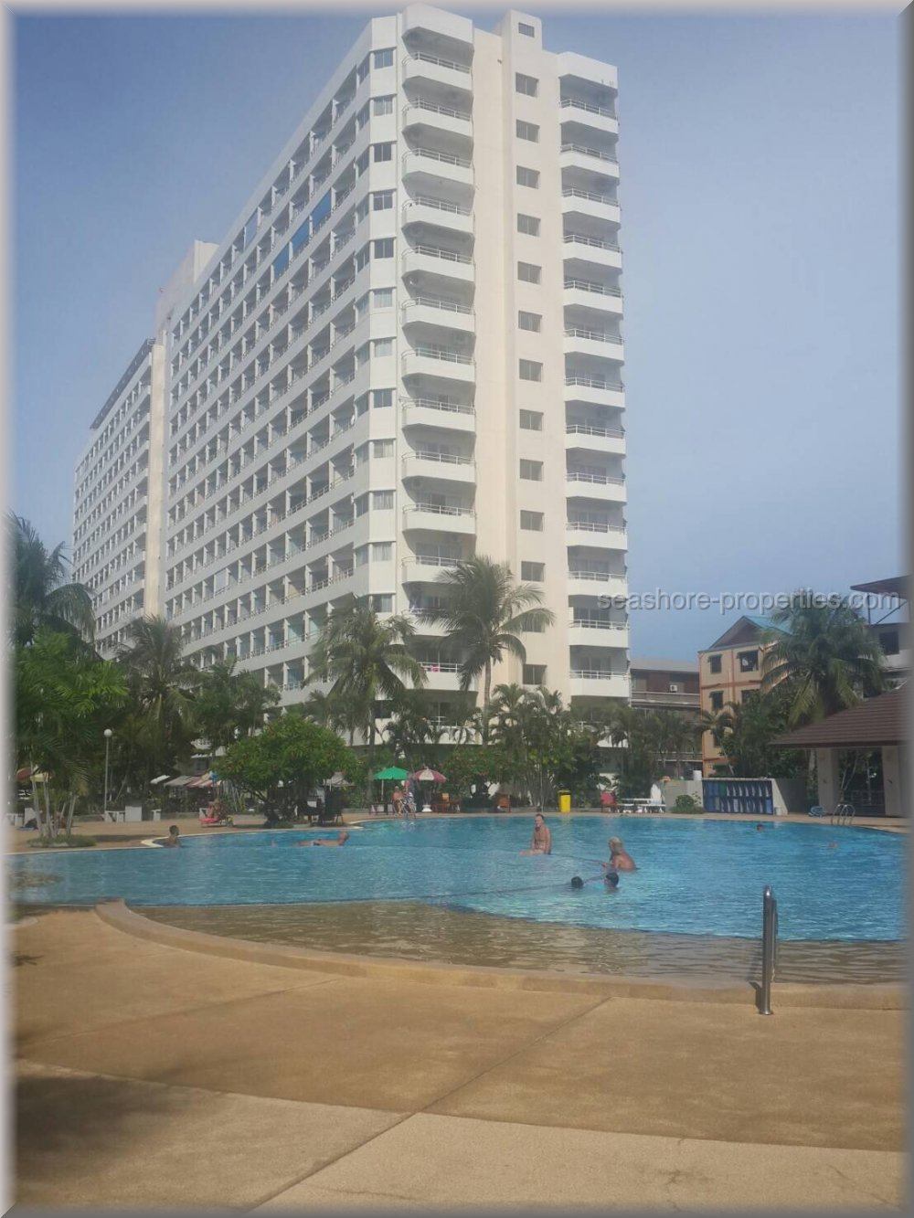 View Talay Condo 1 A  to rent in Jomtien Pattaya