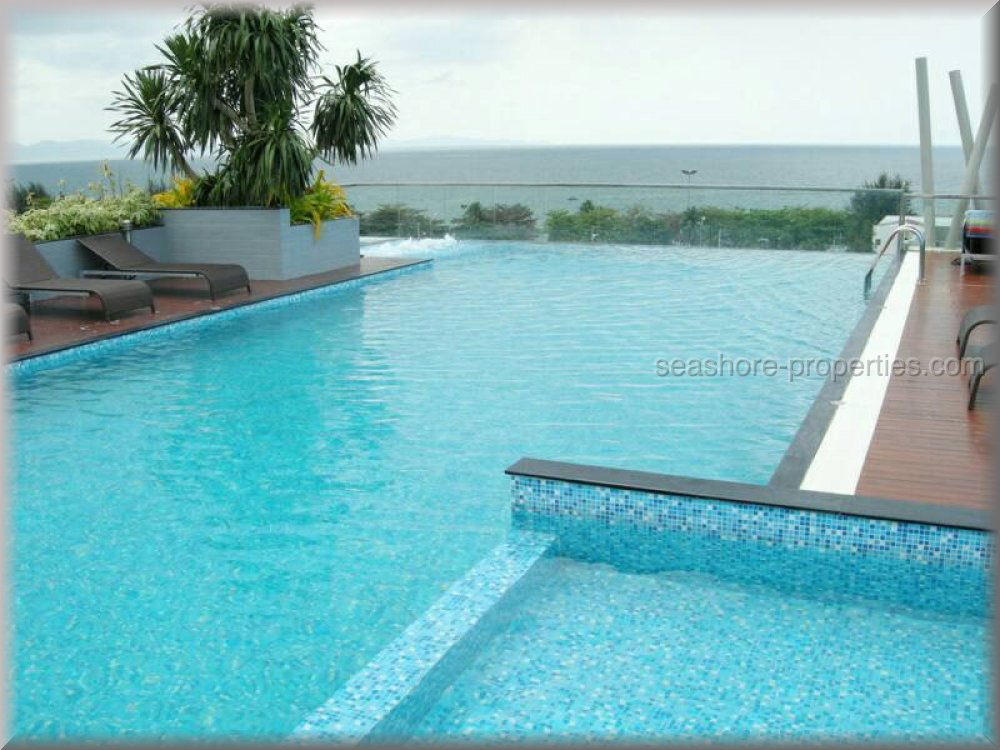 pic-1-Seashore Properties (Thailand) Co. Ltd. the gallery condo   to rent in Jomtien Pattaya