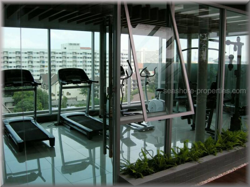 pic-2-Seashore Properties (Thailand) Co. Ltd. the gallery condo   to rent in Jomtien Pattaya