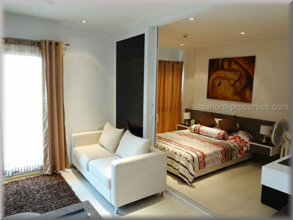 pic-4-Seashore Properties (Thailand) Co. Ltd. the gallery condo   to rent in Jomtien Pattaya