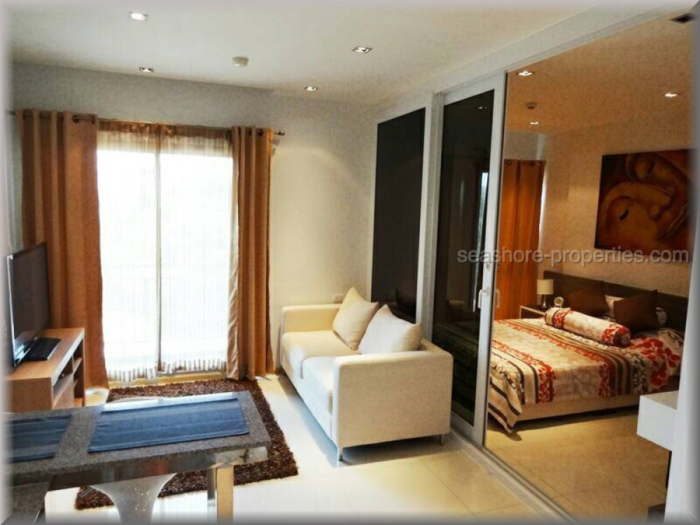 pic-5-Seashore Properties (Thailand) Co. Ltd. the gallery condo   to rent in Jomtien Pattaya
