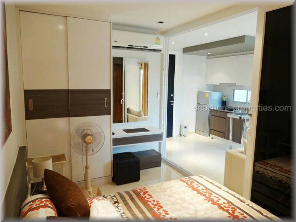 pic-6-Seashore Properties (Thailand) Co. Ltd. the gallery condo   to rent in Jomtien Pattaya