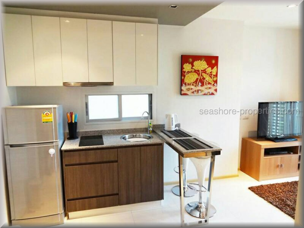 pic-8-Seashore Properties (Thailand) Co. Ltd. the gallery condo   to rent in Jomtien Pattaya
