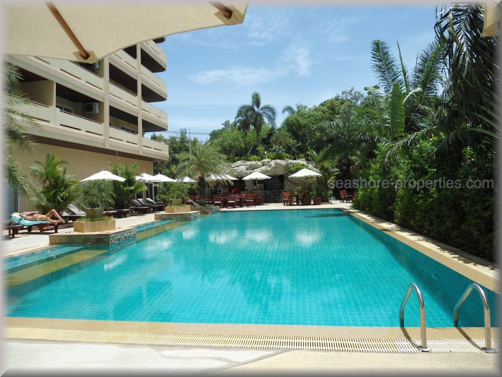 view talay residence 6 Condominiums to rent in Wong Amat Pattaya