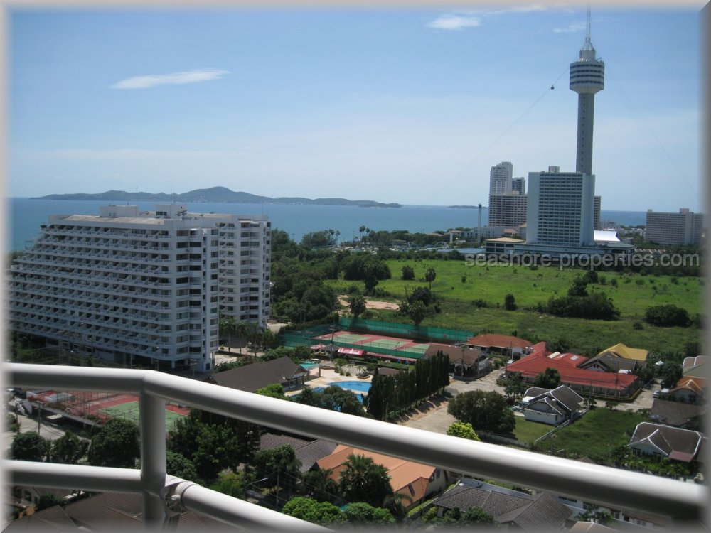 View Talay Condo  5D  for sale in Jomtien Pattaya