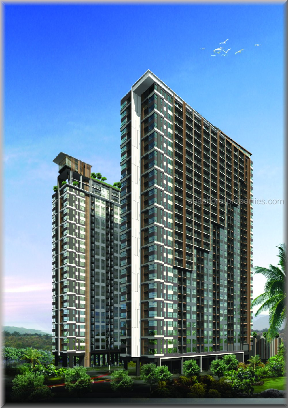 The Base  For Rent  Condominiums to rent in Central Pattaya Pattaya