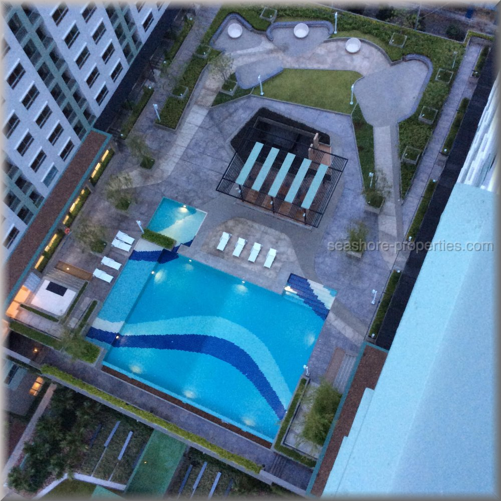 Lumpini Jomtien For Rent  Condominiums to rent in Jomtien Pattaya