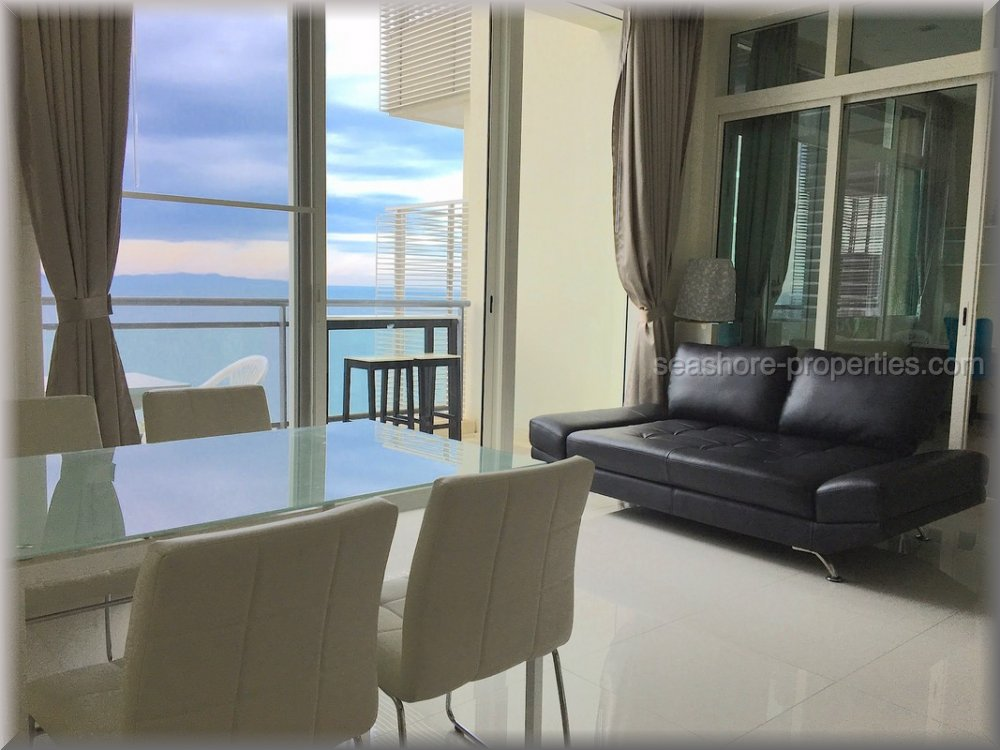 reflection condominium  to rent in Jomtien Pattaya